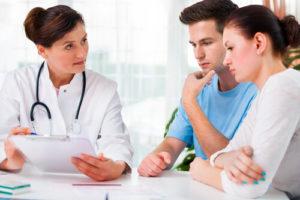 Причины женского и мужского бесплодия