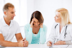 Беременность при эндокринных нарушениях